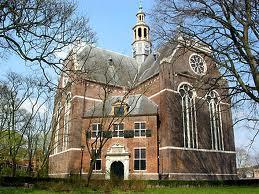 """IC """"Groningen"""": Gecombineerde dienst in de Nieuwe Kerk te Groningen."""
