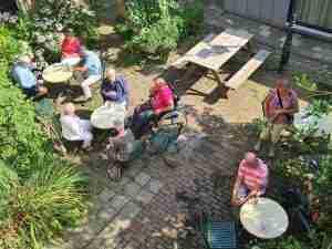 55plus: Koffietijd-bijeenkomst bij Bruine Cafe …