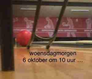 55plus: Derde bowlingcompetitie …